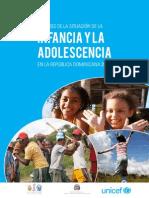 Analisis de Situacion de La Infancia y La Adolescencia en La Republica Dominicana 2012