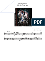 Alice- Madness Returns - Main Theme