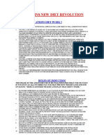 Atkin's Diet Recipes Part 1