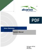 Voice Gateways R2J System Manual_070723