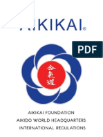 Aikikai Regulations