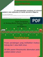 JURNAL rhinosinusitis