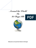 Around the World in 80 Days Unit Study guide
