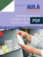 Web Stock farmacia Unidad didáctica 2