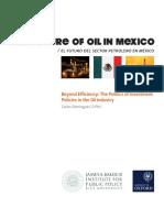 Future of Oil in Mexico