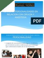 130358399 Clases de Personalidades en Relacion Con Cirugia Pptx