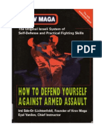 Krav Maga - How to Defend Yourself Against Armed Assault