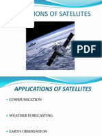 Applications of Satellies