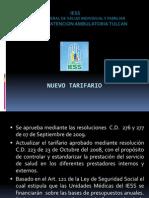 5.- Estructura Del Tarifario