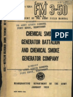 Fm 3-50 Chemical Smoke Generator Company, Jan 1959