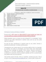 Aula 16 - Direito Constitucional - Aula 03