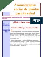 Fitoterapia - Enciclopedia Aromaterapia y Plantas Medicinales