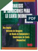 Tmc - Guia de Analisis de Condicion Para Llanta Radia - 1995