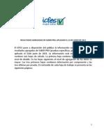 Texto Explicativo Base de Datos Saber Pro 2011 1