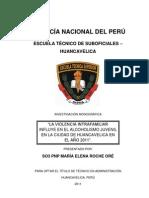 Informe Monografia Final