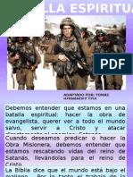 LA BATALLA ESPIRITUAL.ppsx
