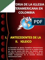 Historia Igleico[Fotos]