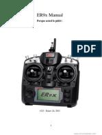 ER9x Manual Aeromodelitis