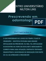 Medicamentos Utilizados Em Odontologia