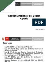 Gestion Ambiental DGAAA MINAGRI Julio2013 (1)
