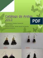 Catálogo de Aretes 2013