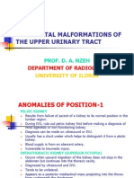 Congenital Malformations of the Upper Urinary Tract (Without Images-2)-March 2012