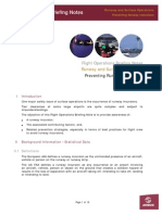 Runway and Surface Operations