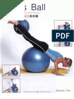 Mymianmian Swiss Ball Exercise