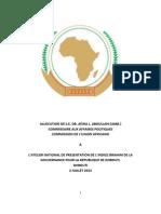 Discours de Se Mme La Commissaire - Djibouti_fr