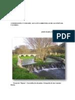 Cosmogonía, y usos del agua en Garrovillas de Alconétar. Cáceres.