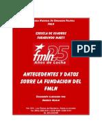 Americo Araujo-Antecedentes y Datos Sobre La Fundacion Del FMLN