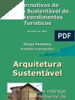 Arquitetura Sustentavel por Sérgio Pamplona