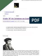 """O lado """"B"""" do Calvinismo em Genebra _ Portal da Teologia.pdf"""