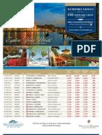 PRO40442 Travel Week Flyer_WORLD_Editable Travel Agent