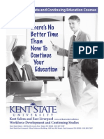 KSU Continuing Education Catalog
