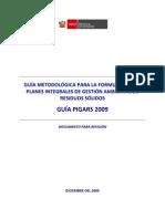 Guia Pigars