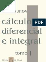 Cálculo diferencial e integral - Tomo 1  N. Piskunov