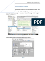 Ejercicio1 Diseny Filtro Matlab