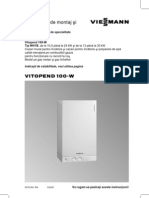 Viessmann Vitopend 100-w Info