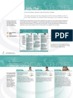 21st Century Skills Map - Social Studies