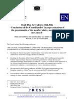 workplan 2011-2014