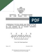 Tesis Maestria Jose Luis Pacheco