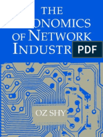 [Oz Shy] the Economics of Network Industries