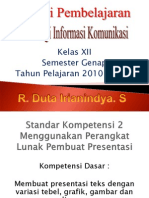 Materi Ms Powerpoint 3 2007