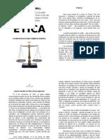 Libro Etica La Unica Regla Para Tomar Decisiones