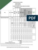 Propuesta de Pago Postgrado Doc. Superior 2011-1