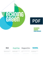 Echoing Green Brand Manual