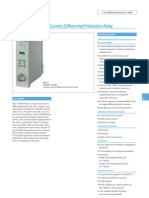 4- SIPROTEC 7SD60 Numerical Pilot-Wire Current Differential Protection Relay.PDF