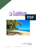 La Guadeloupe-présentation