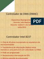 Controlador de DMA (DMAC)